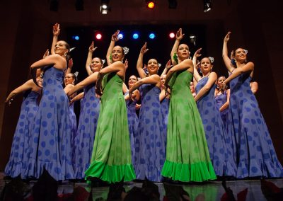 Nostalgia flamenca de la Navidad