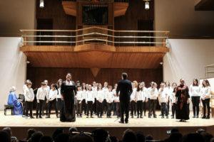 En el Auditorio Nacional