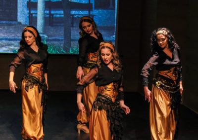 Pilar-Domínguez-espectaculo-flamenco-Encuentro-de-la-cultura-andalusi-al-flamenco